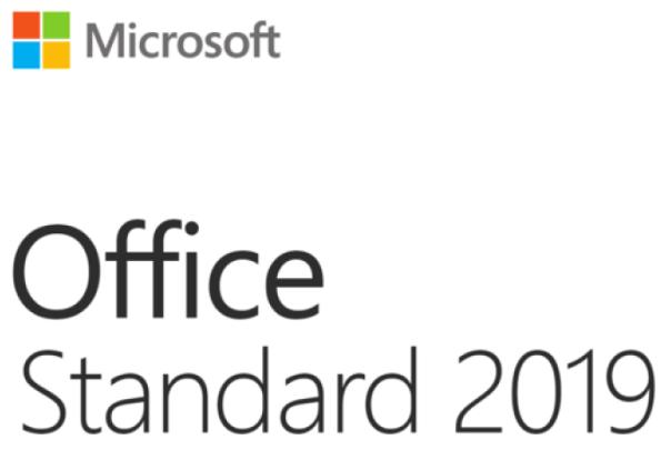 Microsoft Office 2019 Standard [021-10609]
