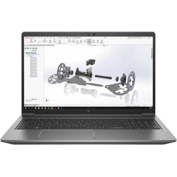 HP Zbook Power G7 Front