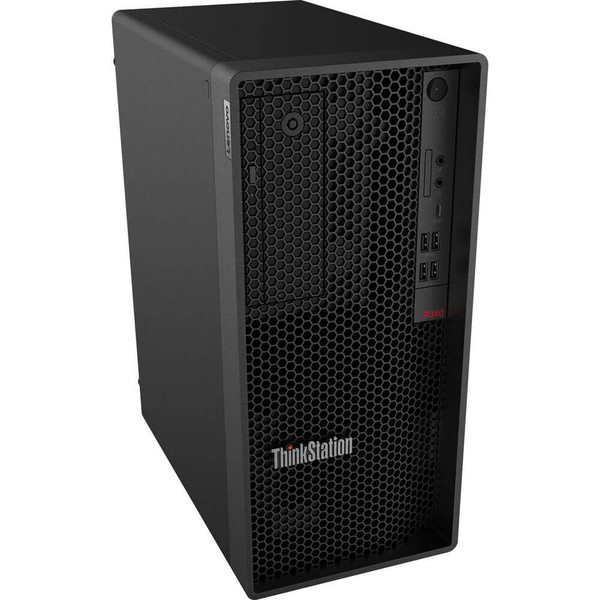 Lenovo P340 Tower Front