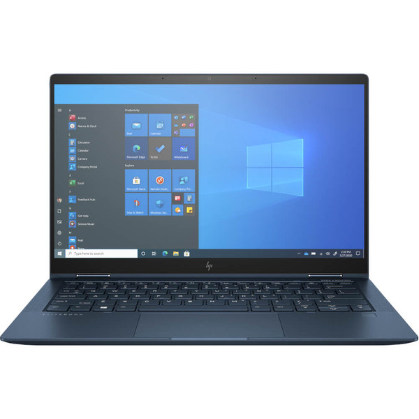 HP Dragonfly X360 G2 Front