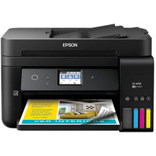 Epson WorkForce ET-4750 Front