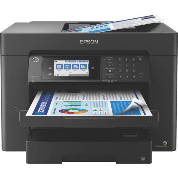 Epson Workforce WF-7845 Side