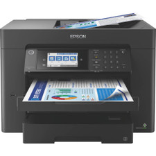 Epson Workforce WF-7845 Side