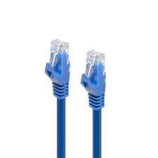 ALOGIC 2m Blue CAT6 Connections
