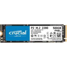 Crucial P2 500GB Close up