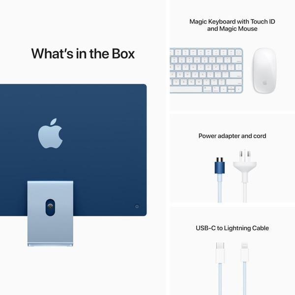 Apple iMac 24in Retina Features