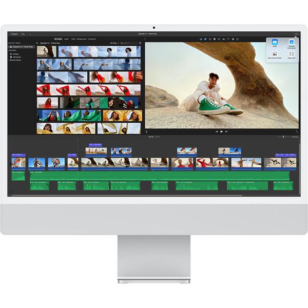 Apple iMac 24in Retina Front