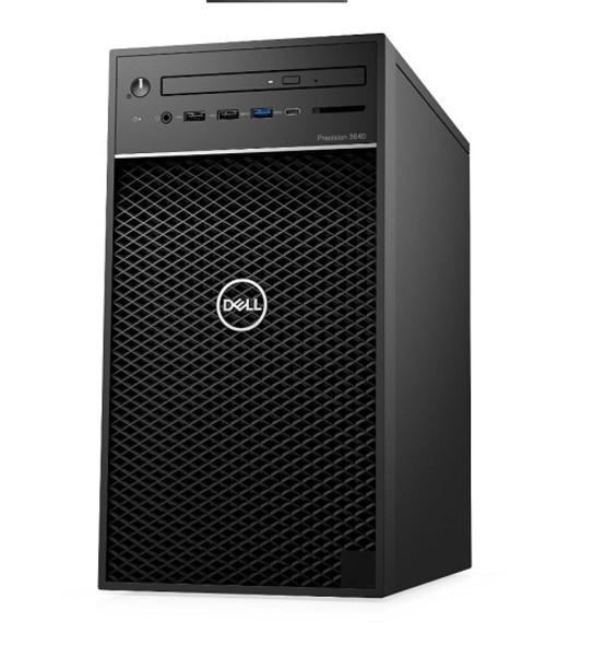 Dell Precision 3640 Left