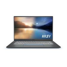 MSI Prestige 15 Front